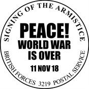 2018_signing of the armistice peace world war is over bfps 3219 postmark.jpg