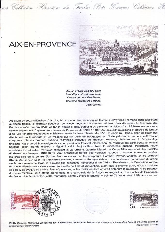 France -Philatelic Document2