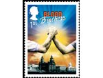 Blood Brothers stamp